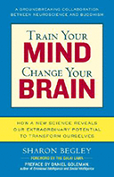 Bookcover: Train Your Mind, Change Your Brain: How a New Science Reveals Our Extraordinary Potential to Transform Ourselves