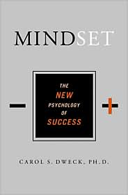 Bookcover: Mindset: The New Psychology of Success